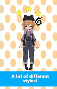 Game Creanime (anime character maker) APK for Windows Phone