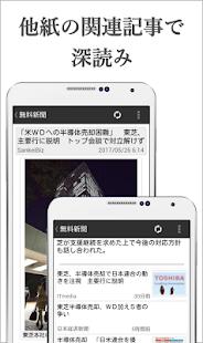 最新のニュースを全紙無料でサクサクまとめ読み/無料新聞 - náhled