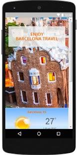 Spain. Barcelona Sightseeing Travel app - náhled
