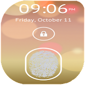 Fingerprint Lock Screen (joke)