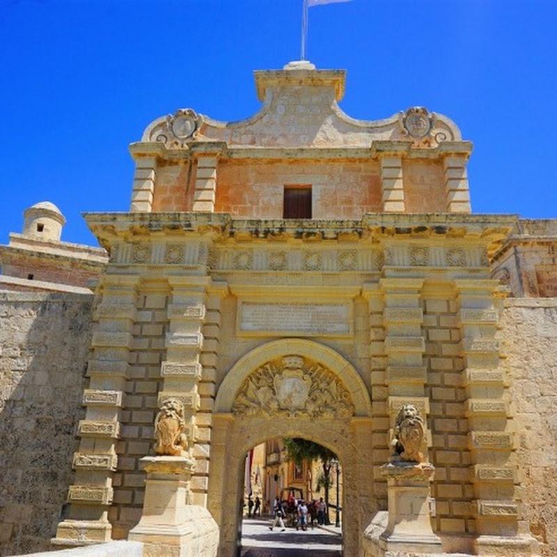 ヴァレッタから日帰りOK、聖パウロと地下墓地の町、マルタ島のラバトを散策