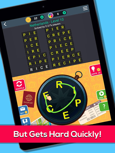 Word Trip - Word Connect & word streak puzzle game  screenshots 8