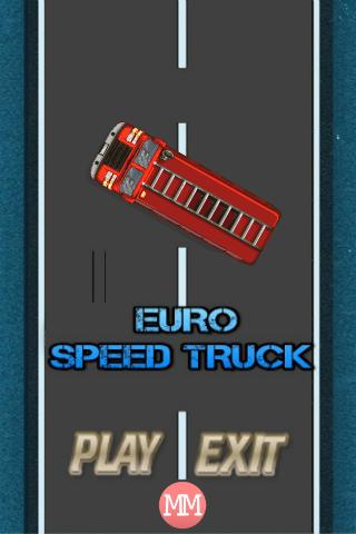 Euro Speed Truck