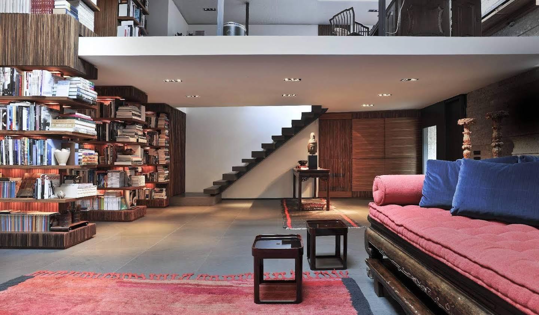 Maison avec terrasse Milan