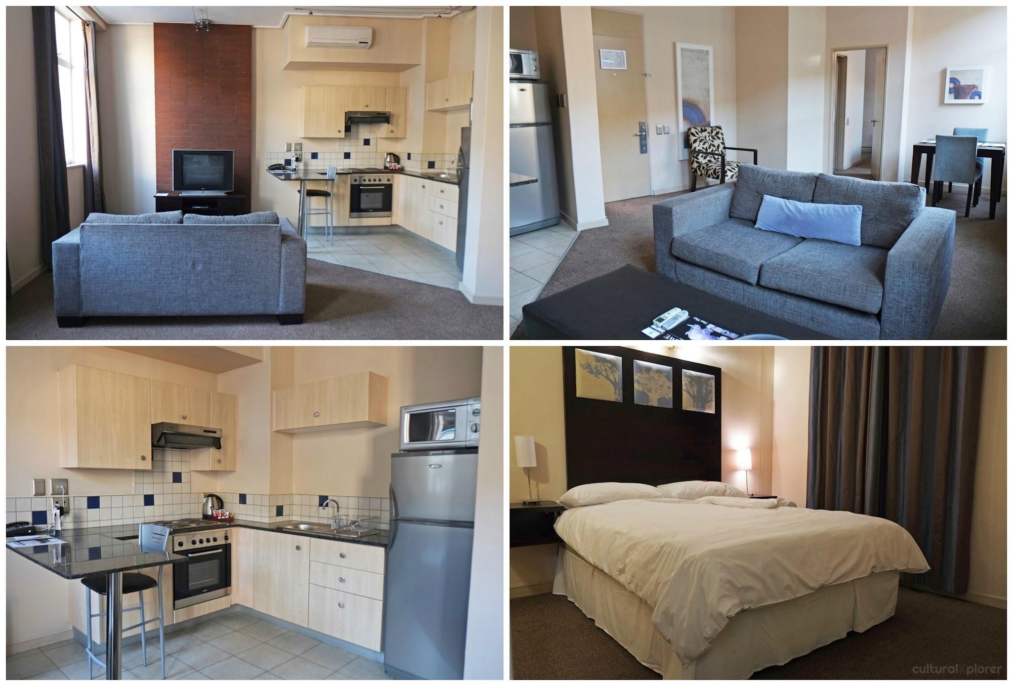 Mapungubwe Johannesburg Apartment