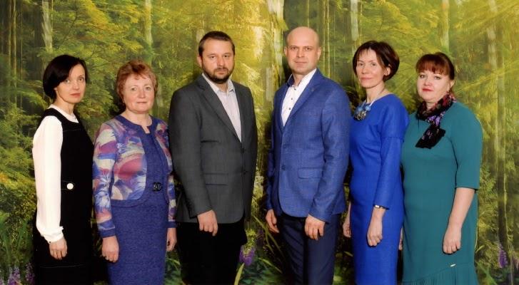 Skolas vadības komanda