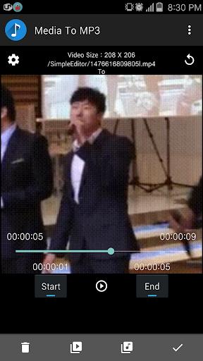 Convert video or audio to mp3 3.1.3 screenshots 2