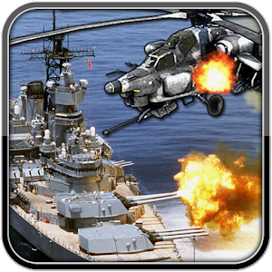 Navy Helicopter Gunner Gunship