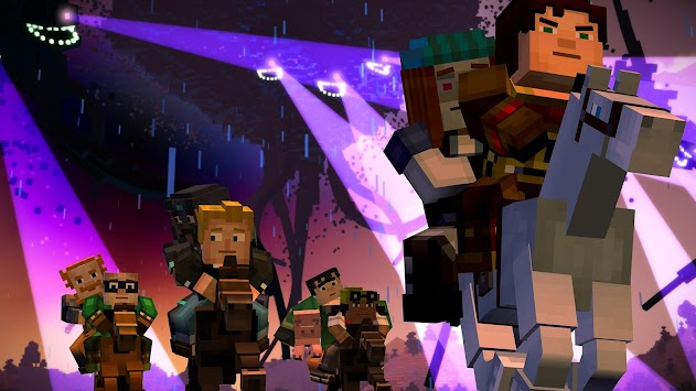 Minecraft: Story Mode APK screenshot thumbnail 2