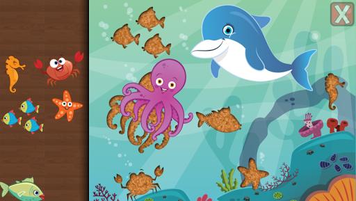 Animal Jigsaw Puzzle Toddlers 3.5 screenshots 22