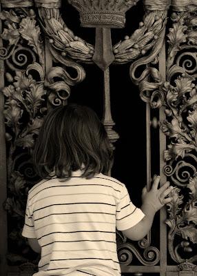 Cancello misterioso di silviagrungo