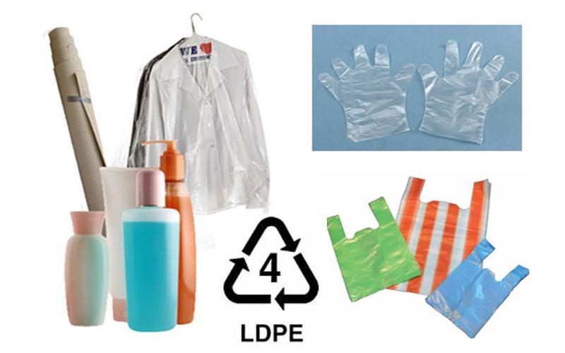 Ký hiệu số 4 - LDPE