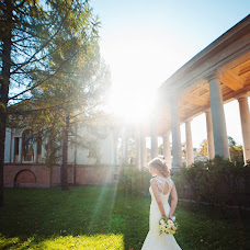 Wedding photographer Aleksandr Sergeevich (cinemawork). Photo of 13.01.2016