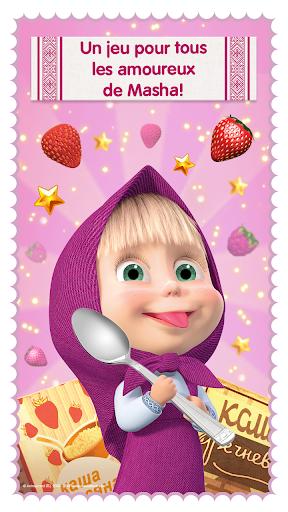 Masha: jeux de cuisine gratuit  captures d'u00e9cran 2