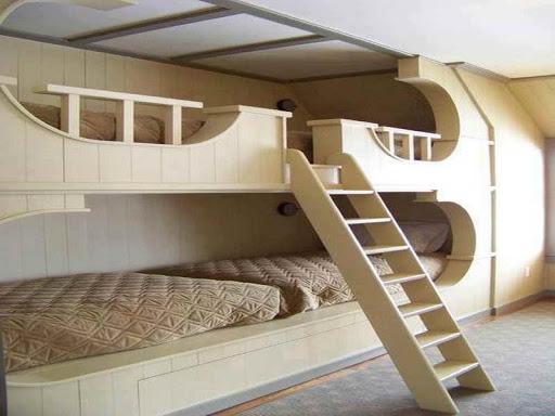 双层床设计