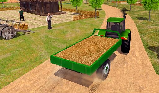 Farming sim 2018 - Tractor driving simulator apkdebit screenshots 14