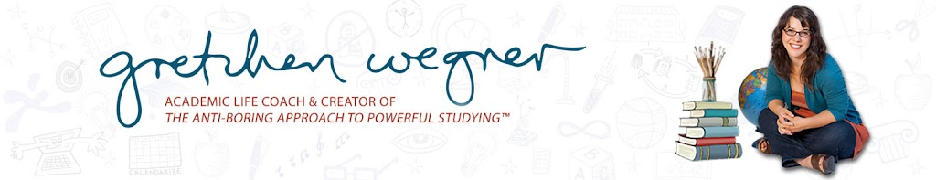 Gretchen Wegner, Academic Coach, Academic Life Coach, Academic Coach Trainer, Academic Coach Training, The Art of Inspiring Students to Study Strategically, Teaching students how to learn, brain science, education,