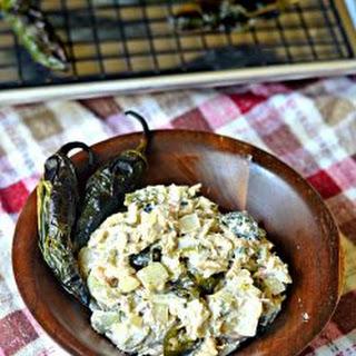 Roasted Jalapeno Chicken Salad.
