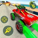 Monster Truck Racing Games 3d icon