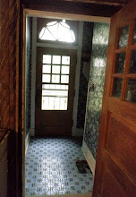 Photo: Front Entrance - Original Tiles on ground and walls