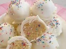 Cake Mix Truffles Recipe