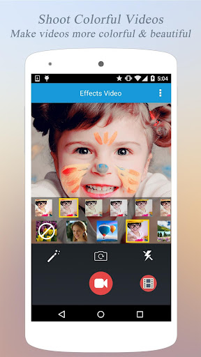 Effects Video - Filters Camera ss2