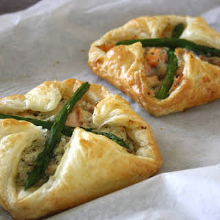 Pastry Parcels Recipes.