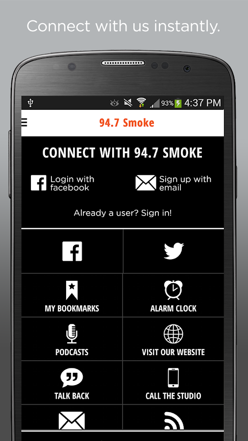 94.7 Smoke It's All About The South- screenshot