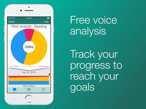 Christella VoiceUp - Feminize your voice 6.5.1 Screenshots 3