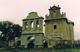 Photo: Kościół, lipiec 2002