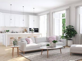 Appartement 4 pièces 75,8 m2