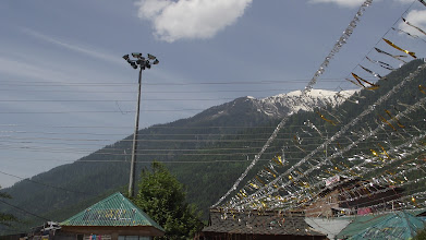 Photo: ah, reached Manali