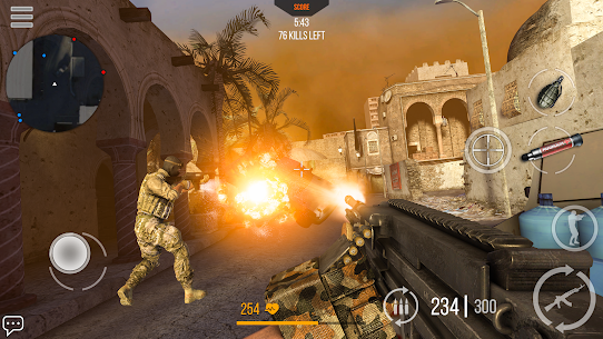 Modern Strike Online: PRO FPS 6