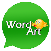 WordArt for WhatsApp