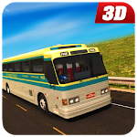 Metro City Modern Bus 3D : Transport Coach Driver Icon
