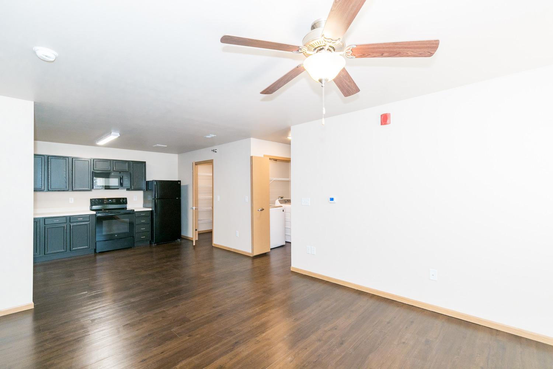 One Bedroom Floorplan 1 Bed 1 Bath Cedar Bluff
