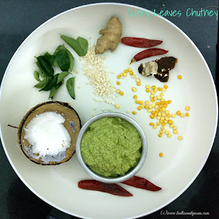 Curry Leaves Recipes