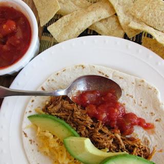 Healthy Chicken Taco Recipe