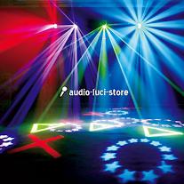 Impianti luce discoteca