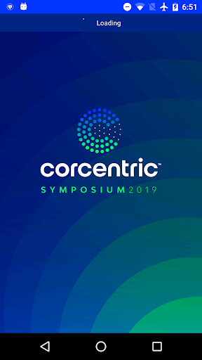 Screenshot for Corcentric Symposium in United States Play Store