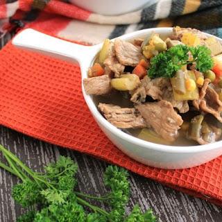 Crockpot Bountiful Beef Stew