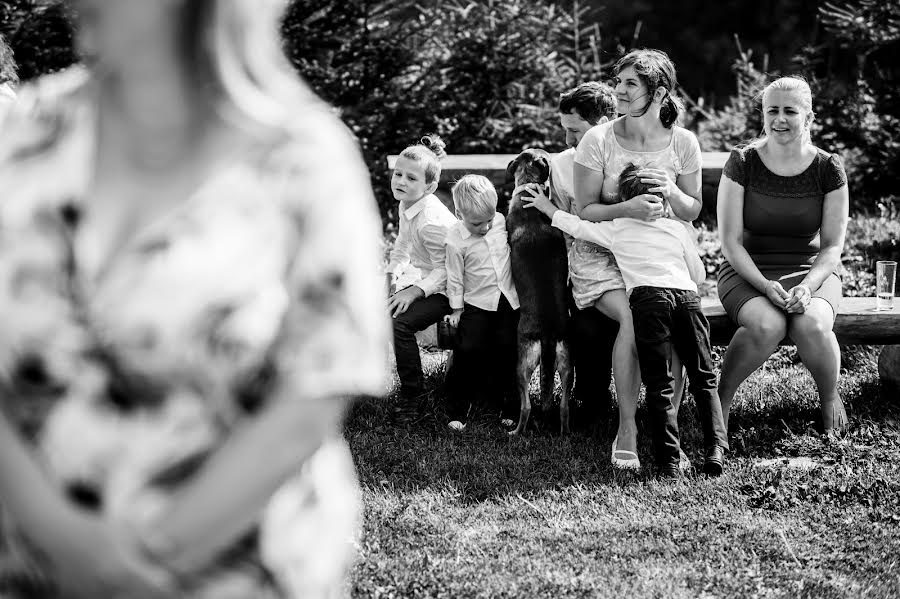 Wedding photographer Petr Wagenknecht (wagenknecht). Photo of 19.02.2019