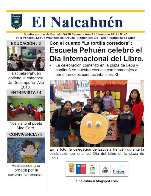El Nalcahuén IMRESO N° 43 (Junio de 2019).