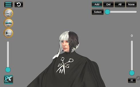 Digital Hair Simulator 7