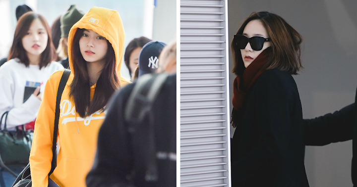 b49a18e1c 10+ Fan Photos Of Idols In Airports Like You've Never Seen Before ...