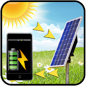 Solar Battery Charger Fun