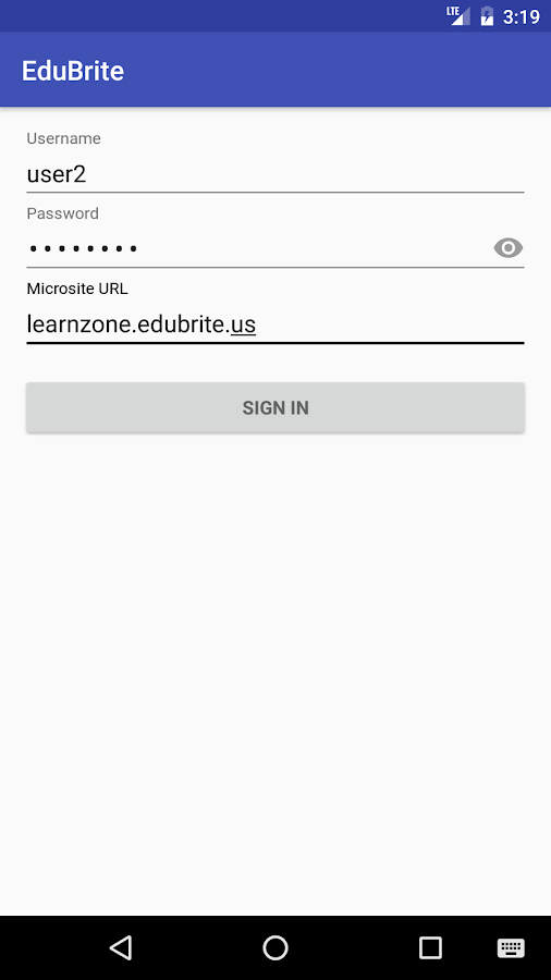 EduBrite LMS- screenshot
