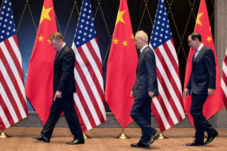 US, China to hold more trade talks after 'constructive' meeting