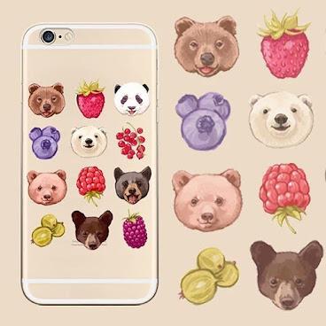 🌟熊🐻🐻case🌟