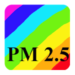 PM2.5(Air Quality)-(East) Asia Icon